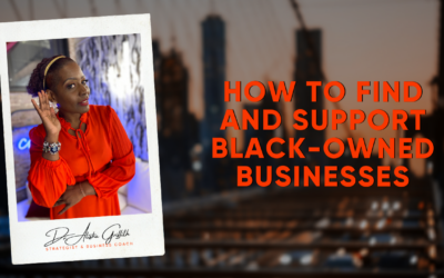 How to Find and Support Black-Owned Businesses