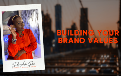 Choose your brand values