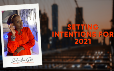 Setting Intentions for 2021