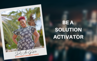 Be a solution ACTIVATOR